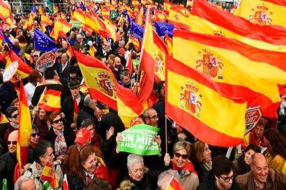 ¡Manipulación!: El Gobierno Sánchez esconde las imágenes aéreas del 10-F grabadas por la Policía