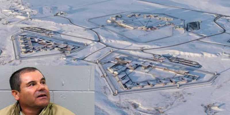 La prisión en medio del desierto donde 'El Chapo' pasará el resto de sus días
