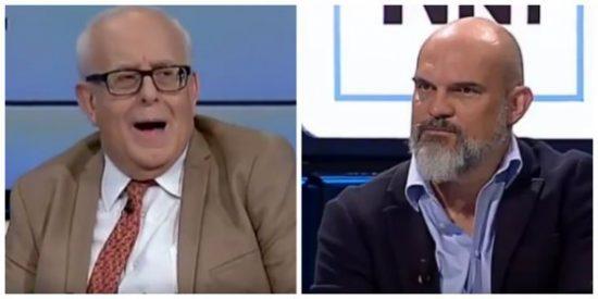 Un representante de Vox hunde en la miseria a Ramón Colom (TVE) y su asquerosa acusación xenófoba