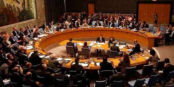 El Consejo de Seguridad de la ONU, reunido para abordar la crisis en Venezuela