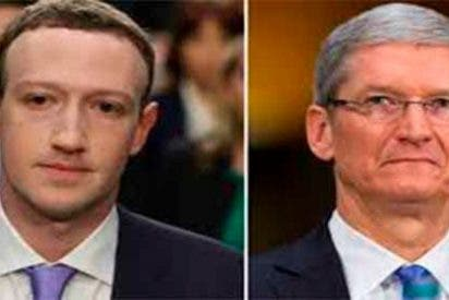 Facebook vs. Apple: la guerra fría entre las dos grandes tecnológicas por... ¿guerra de egos?