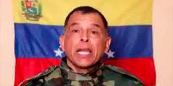 """El coronel del Ejército José Vásquez Álvarez se revela contra Maduro: """"El dictador lo destruyó todo"""""""