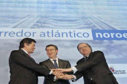 Castilla y León, Galicia y Asturias apuestan por el Corredor del Atlántico