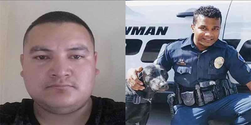 El FBI arresta a 7 familiares y amigos del indocumentado mexicano que mató a tiros a un agente de policía
