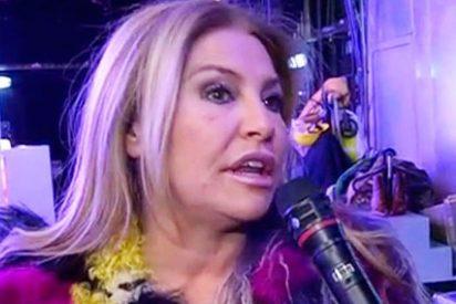 Cristina Tárrega rompe el molde en Sálvame y acaba sufriendo un ataque de ansiedad
