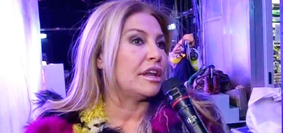 El ataque brutal de Cristina Tárrega contra un reportero de 'Sálvame'