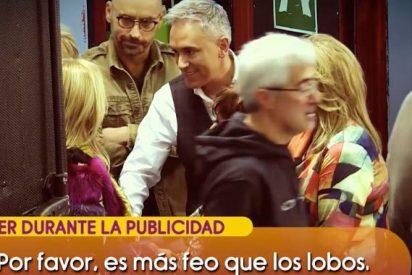 """Los 'piratas' de Sálvame cazan a Cristina Tárrega: """"Jesulin es más feo que los lobos"""""""