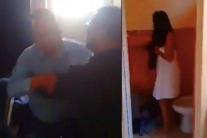 VIDEO: Sorprenden a un reconocido alcalde mexicano con una prostituta