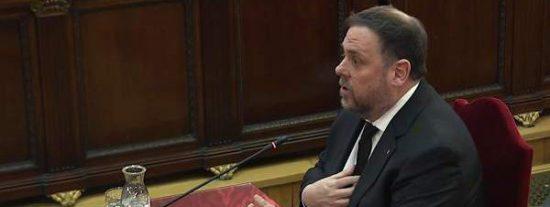 Las calabazas que le han dado al patriota Junqueras tras declarar su amor a España en San Valentín