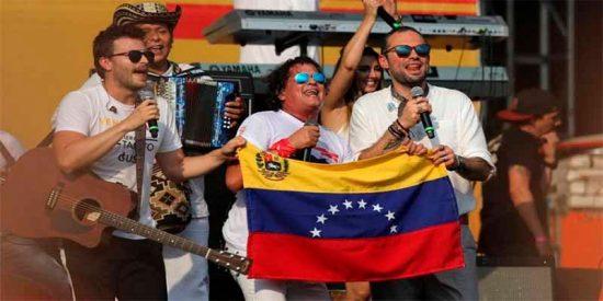 Shakira, gran ausente en el Venezuela Aid Live ¿Por qué en Cataluña sí y en Venezuela no?