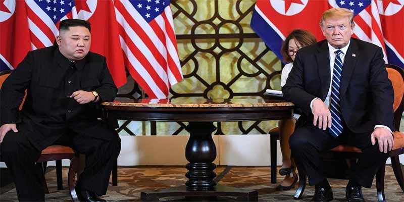 La cumbre entre Donald Trump y Kim Jong-un en Hanói termina en espantada del norteamericano