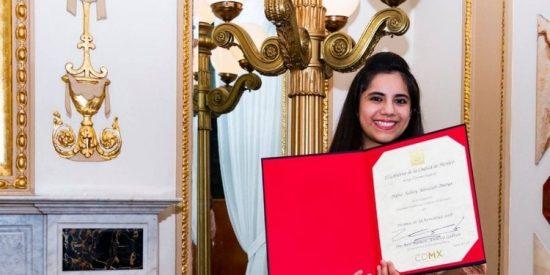 Una genio mexicana, la estudiante más joven admitida en Harvard