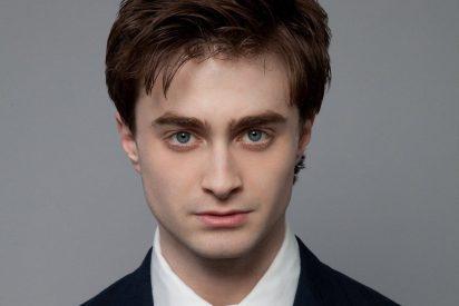 Daniel Radcliffe confiesa que se g¡hizo borracho compulsivo con el éxito de Harry Potter