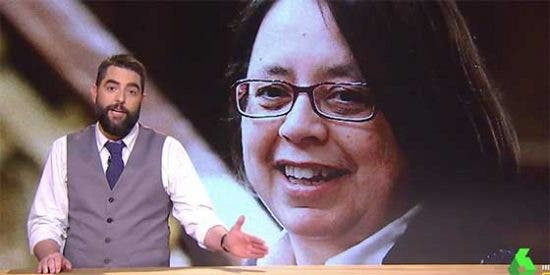 Dani Mateo, el amante de la libertad de expresión, carga contra la diputada del PP que acusó a su compañero Évole de