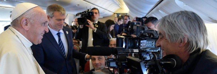 """El Papa seguirá sin viajar a España: """"Primero tienen que ponerse de acuerdo ustedes"""""""