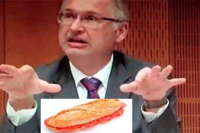 Dimite Darij Krajcic, diputado esloveno muy progre, por robar un bocadillo en una tienda