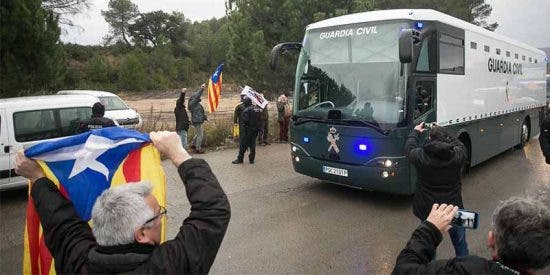El Tribunal Supremo comenzará a juzgar a los golpistas catalanes este 12 de febrero de 2019