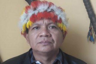 """José Gregorio Díaz Mirabal: """"Francisco es clave para que no vuelva a pasar otro genocidio en la Amazonía"""""""