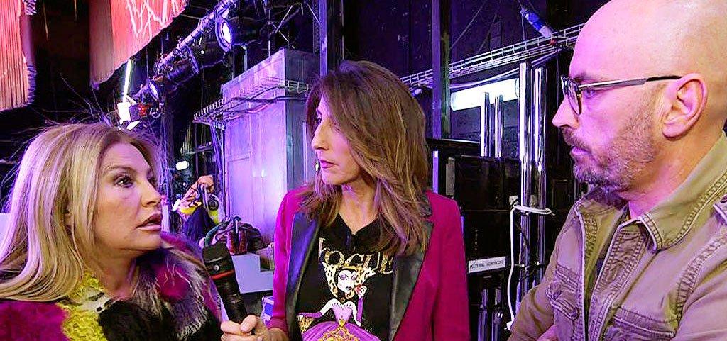 Cristina Tárrega, la presentadora que según las grabaciones de Diego Arrabal tuvo un affaire con Jesulín