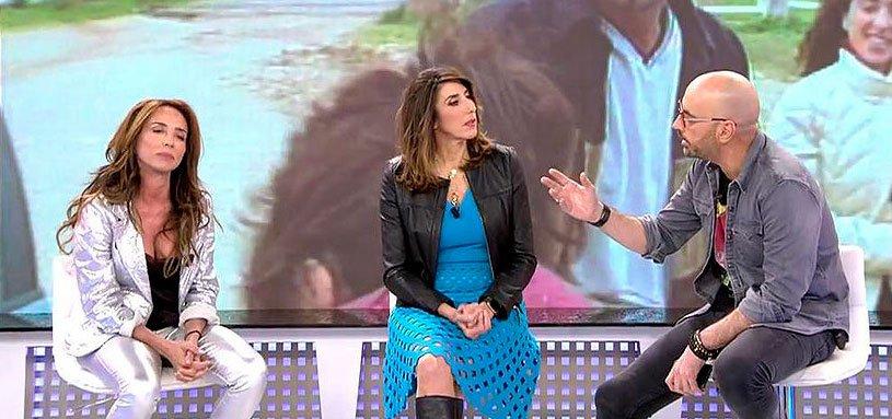 Enfrentamiento sexista a cara de perro entre María Patiño y Diego Arrabal