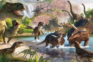 La mayor extinción masiva fue 10 veces más larga en la tierra que en el agua