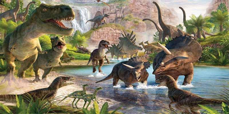 'Dinosaurios enamorados', la canción de una niña de tres años que arrasa en la red