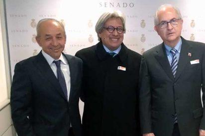 Vídeo desde el Senado: Ledezma, García y Cárdenas explican la última estocada a la dictadura chavista