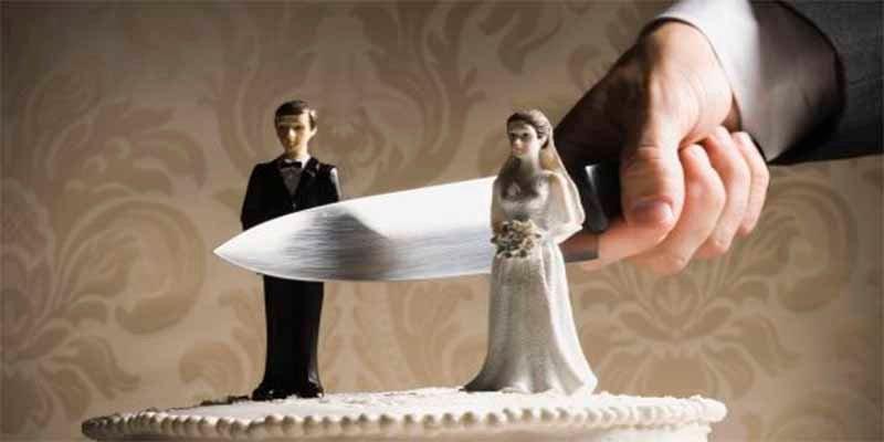 La esposa se divorcia a los tres minutos de casarse tras un lamentable comentario del marido