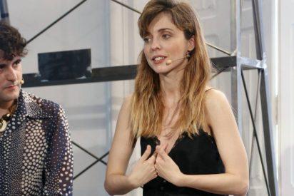 El palo de Santi Abascal (Vox) a la 'feminazi' Leticia Dolera en los Goya que censuró TVE