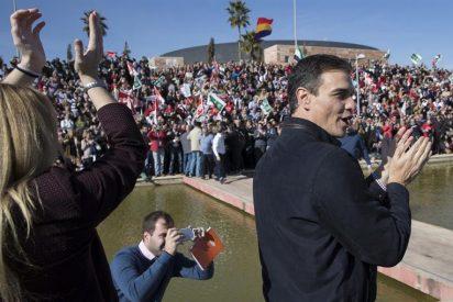 La foto 'oculta' de Pedro Sánchez y Begoña que hunde al PSOE y humilla al Rey