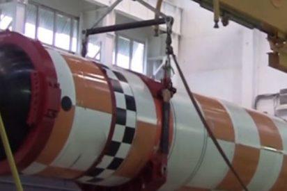 Así han sido las pruebas subacuáticas de este novedoso dron submarino