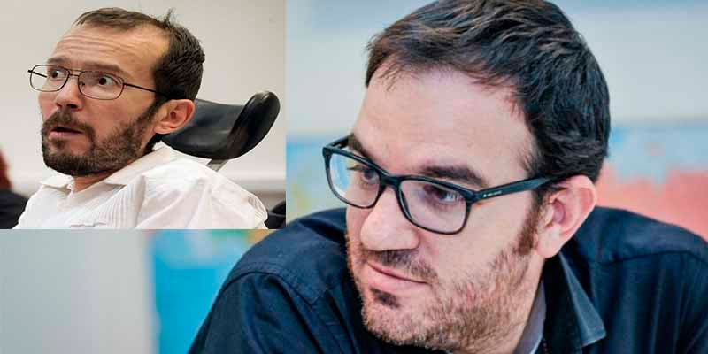 César González, jefe de Noticias de 'La Sexta', ridículiza a Echenique por insinuar que la cadena veta a Podemos