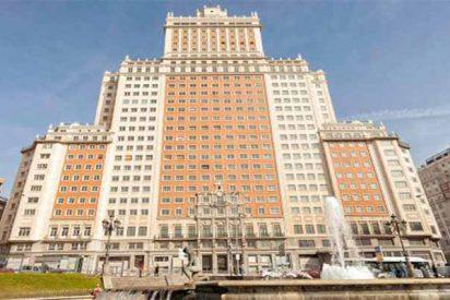 El Edificio España será un hotel de superlujo con azotea 360º y 585 habitaciones de ensueño