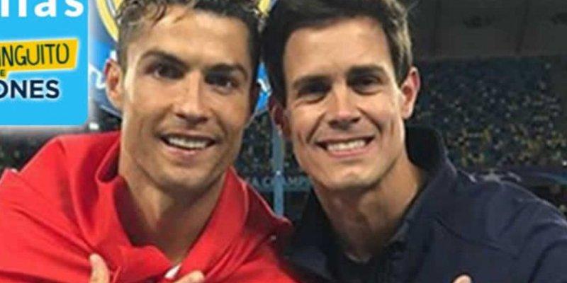Edu Aguirre no cree que el gesto de Cristiano fuera antideportivo