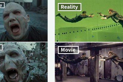 Hoy que son los Oscar merece la pena que veas escenas de películas famosas con y sin efectos especiales