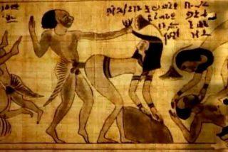 Ni imaginas las perturbadoras costumbres sexuales que practicaban los antiguos egipcios