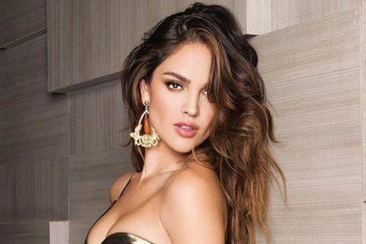 El diminuto bikini que muestra los atributos de Eiza González