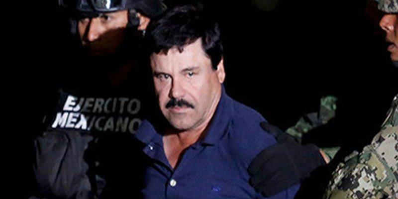 'El Chapo' drogaba y violaba a niñas de 13 años