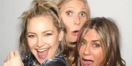 Así fue la fiesta de cumpleaños de Jennifer Aniston