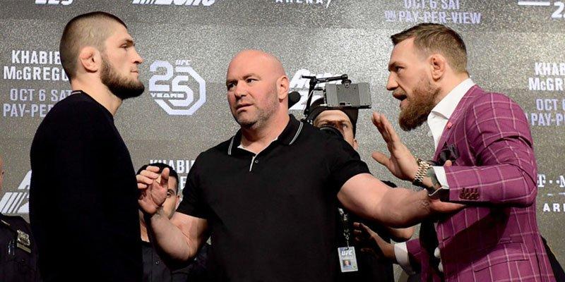 """Conor McGregor sigue """"tocándole las matrioskas"""" a Khabib Nurmagomedov tras las sanciones"""