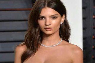 Emily Ratajkowski desnuda, a lo Kendall Jenner, mucha sensualidad y millones para Instagram