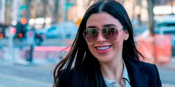 El abuso que indigna a Emma Coronel más que la prisión de su esposo El Chapo Guzmán
