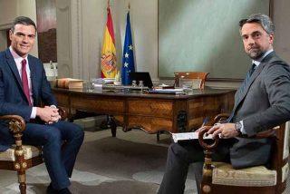 Las preguntas que el 'interrogador' Franganillo debería formular a Sánchez en su próxima entrevista