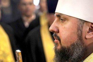 Ortodoxos ucranianos entronizan a Epifanio, jefe de su nueva iglesia