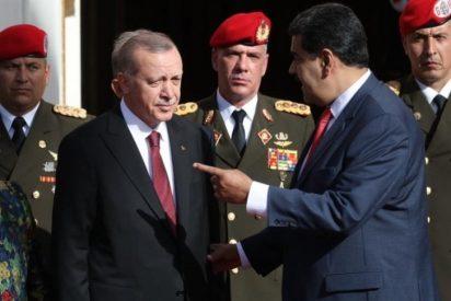"""El régimen turco advierte de una """"guerra civil"""" en Venezuela si la UE reconoce al presidente Guaidó"""