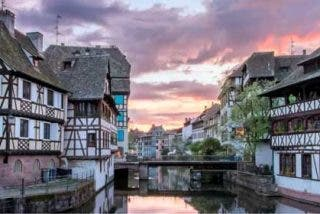 Francia: Escapada romántica Estrasburgo