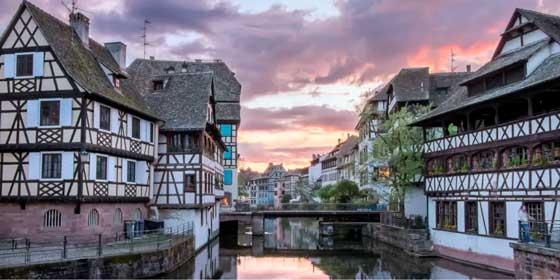 Estrasburgo se convierte en la capital del amor