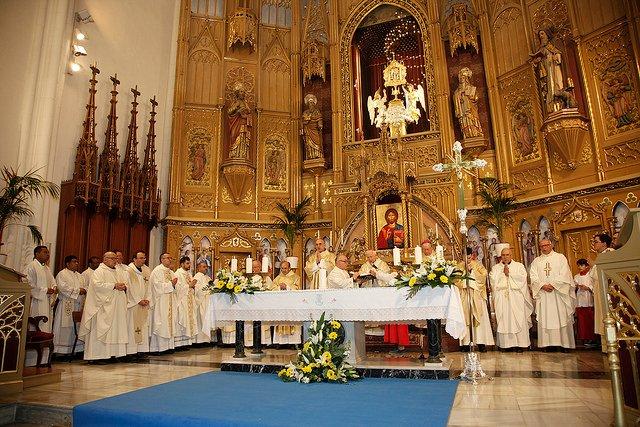 """El Arzobispo de Valencia inaugura la visita pastoral a la Marina Alta como un """"acontecimiento de gracia"""""""