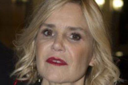 Eugenia Martínez de Irujo está tocada y hundida