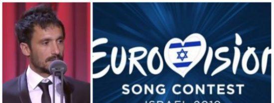 Un premiado de los Goya deja a TVE con la sangre helada ante el salvaje ataque a Israel y al festival de Eurovisión